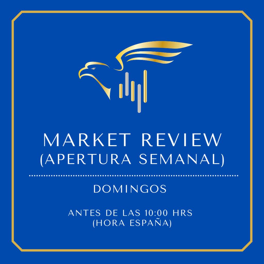 Market Review (apertura semanal)
