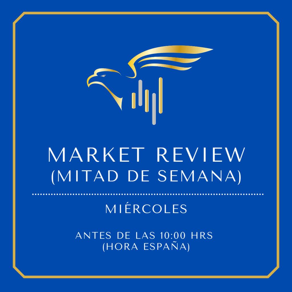 Market Review (Mitad de semana)